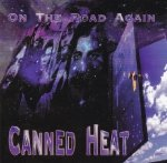 Canned Heat - On The Road Again (CD)