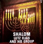 Lutz Elias And His Group - Shalom (LP)