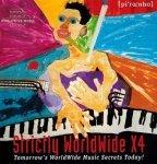 EFWMF Presents Strictly Worldwide X4 (CD)