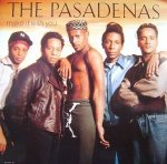 The Pasadenas - Make It With You (12'')