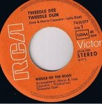 Middle Of The Road - Tweedle Dee Tweedle Dum (7'')