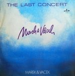 Marek & Vacek - The Last Concert (2LP)