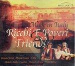 Ricchi E Poveri & Friends - Made In Italy (CD)