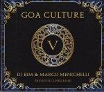 DJ Bim & Marco Menichelli - Goa Culture V (2CD)