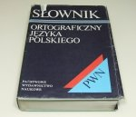 Słownik ortograficzny języka polskiego PWN wraz z zasadami pisowni i interpunkcji