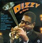 Dizzy Gillespie - Dizzy In Paris (LP)