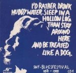 SWF - Bluesfestival Lahnstein 1981-1991 Vol. 1 (CD)