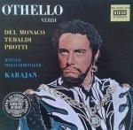 Verdi - Del Monaco, Tebaldi, Protti, Wiener Philharmoniker, Karajan - Othello (LP)