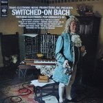 Walter Carlos - Switched-On Bach (LP)