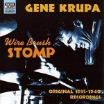 Gene Krupa - Wire Brush Stomp (CD)