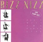 Bizz Nizz - Don't Miss The Partyline (12'')
