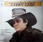 Johnny Cash - Country And Western Superstar (LP)