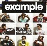 Example - Won't Go Quietly (CD)