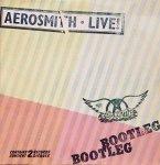 Aerosmith - Live Bootleg (2LP)