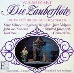 W.A.Mozart, Staatskapelle Berlin Dirigent: Mainhard von Zallinger - Die Zauberflöte - Die Entführung Aus Dem Serail (LP)