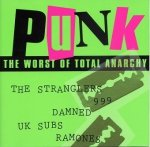 Punk: The Worst Of Total Anarchy (CD)