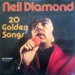 Neil Diamond - 20 Golden Songs (LP)