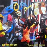 Charles D. Lewis - Soca Dance - Do You Feel It? (LP)