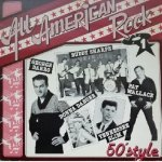 All American Rock Vol.1 - 50'style (LP)
