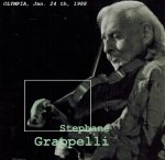 Stephane Grappelli - Paris Jazz Concert (CD)