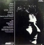 Mahler - James King, Dietrich Fischer-Dieskau, The Vienna Philharmonic Orchestra, Leonard Bernstein - Das Lied Von Der Erde (LP)