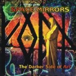 Space Mirrors - The Darker Side Of Art (CD)