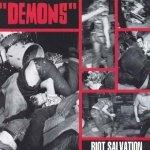Demons - Riot Salvation (CD)