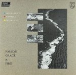 John McLaughlin - Al Di Meola - Paco De Lucía - Passion, Grace & Fire (LP)