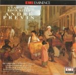 André Previn, The London Symphony Orchestra - Classical Favourites With Andre Previn (CD)