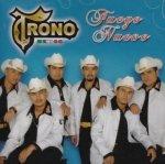 El Trono De Mexico - Fuego Nuevo (CD)