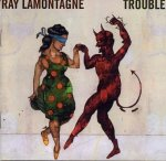 Ray Lamontagne - Trouble (CD)