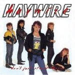Haywire - Don't Just Stand There (LP)