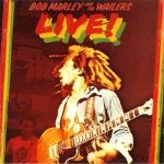 Bob Marley And The Wailers - Live! (CD)