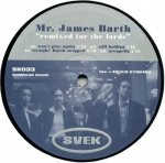 Mr. James Barth - Remixed For The Lords (12)