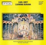 Carl Orff, Das Mozarteum Orchester Salzburg, Salzburger Mozarteum Choir, Kurt Prestel - Carmina Burana (CD)