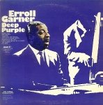Erroll Garner - Deep Purple (LP)