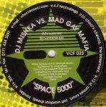 DJ Mishka vs. Mad Gay Mafia - Space 5000 (12'')