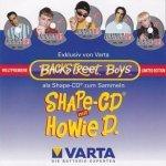 Backstreet Boys - Shape-CD Howie D. (Maxi-CD)