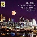 Cincinnati College-Conservatory Of Music Wind Symphony, Eugene Corporon - Cincinnati Wind Symphony, Eugene Corporon (CD)