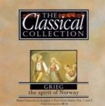 Grieg - 9 - The Spirit Of Norway (The Classical Collection) (CD)