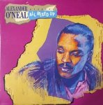 Alexander O'Neal - Hearsay - All Mixed Up (LP)
