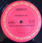 Midnight Oil - Power And The Passion (12'')