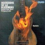 Wolfgang Lendle - Recuerdos De La Alhambra (CD)