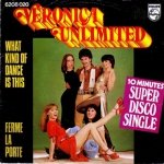 Veronica Unlimited - What Kind Of Dance Is This (7'')