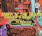 Sniff 'n' the Tears - Driver's Seat - Original + '95 Remixes By Ben Liebrand & Atlantic Ocean (Maxi-CD)
