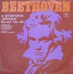 Beethoven, Warsaw National Philharmonic Orchestra - Witold Rowicki - Symphony No. 3 In E-Flat, Op. 55 Eroica (LP)