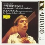 Schubert: Symphonie Nr. 8 Rosamunde - Auszuge, The Chamber Orchestra Of Europe / Abbado (CD)