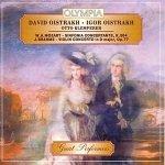 D. Oistrakh, I. Oistrakh, O. Klemperer, Mozart, Brahms (CD)