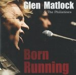 Glen Matlock & The Philistines - Born Running (CD)