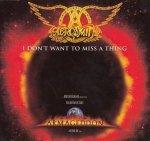 Aerosmith - I Don't Want To Miss A Thing (Maxi-CD)